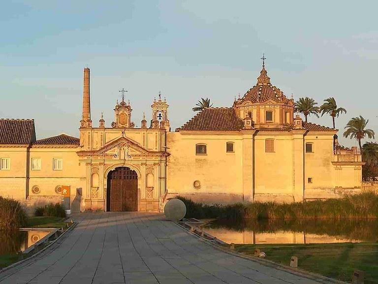 Monasterio de Santa María de Las Cuevas